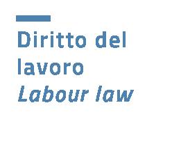 Diritto del lavoro