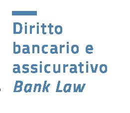Diritto bancario e assicurativo