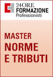 """Claudio Ceradini nel Comitato Scientifico del Master Norme e Tributi de """"Il Sole 24 Ore"""""""