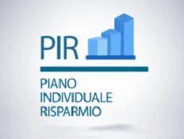 PIR: Piani Individuali di Risparmio a lungo termine