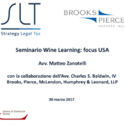 seminario wine learning focus USA