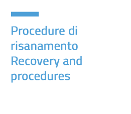 Piani e procedure di risanamento