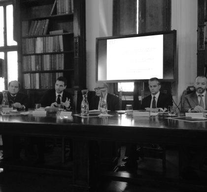 """Matteo Zanotelli relatore a Roma presso il campus universitario Unilink: """"Italia e mercati americani: opportunità per le PMI, contesto normativo e case studies"""""""