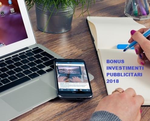 bonus pubblicità, come richiederlo, i beneficiari.