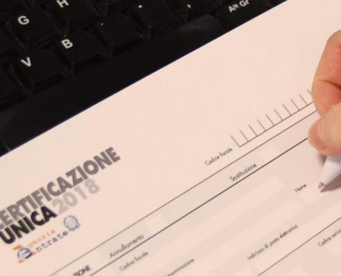 Certificazione Unica, scadenze e indicazioni operative.